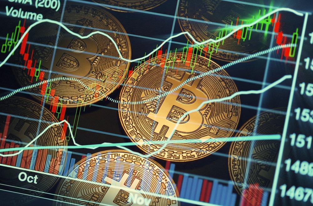 De waarde van 1 bitcoin